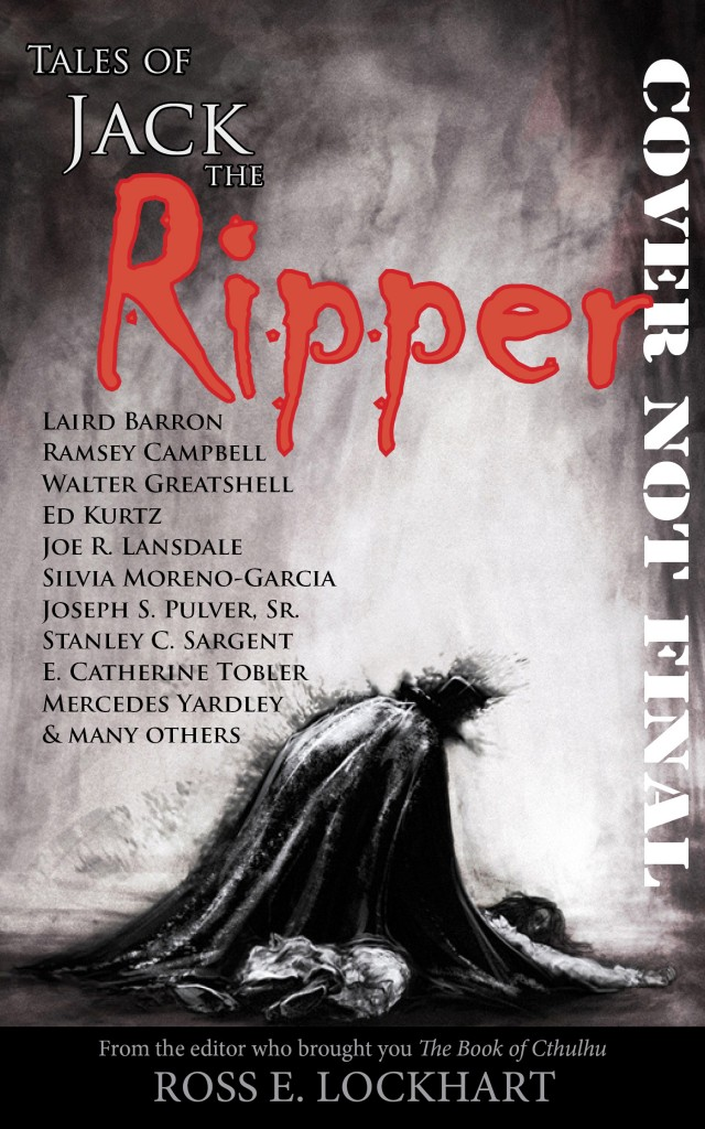 Tales of Jack the Ripper (Preliminary Cover)