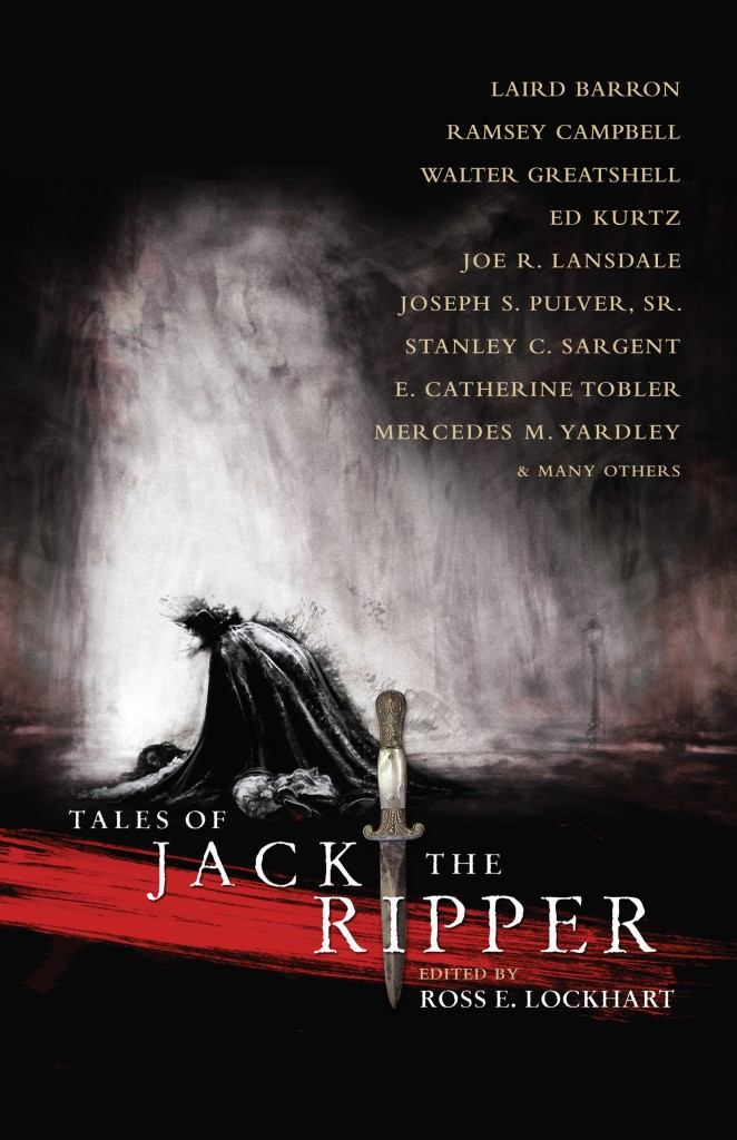 Think you know everything there is to know about the Whitechapel slayings? You don't know Jack!