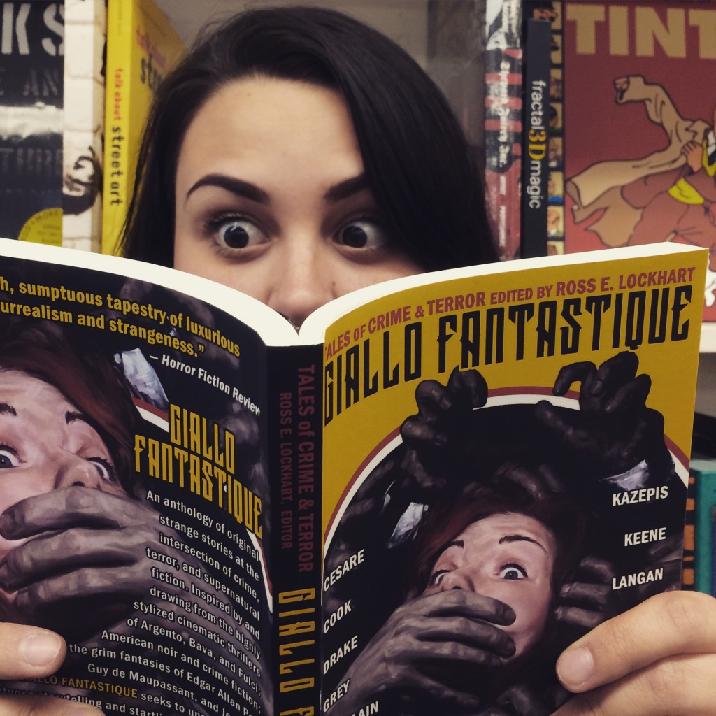 If You're In The North Bay Area, I'll Be Officially Launching Giallo  Fantastique At Copperfield's Books In Petaluma This Wednesday, May 20, At 7  Pm